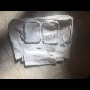 White large Miche shell
